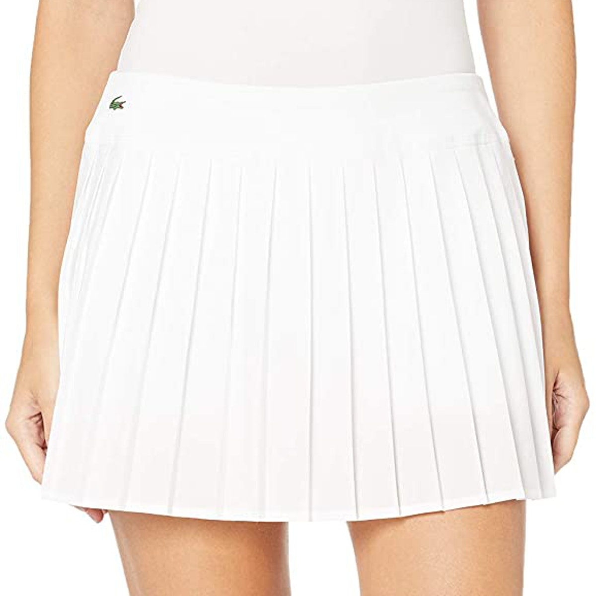 Lacoste Pleated Tennis Skirt