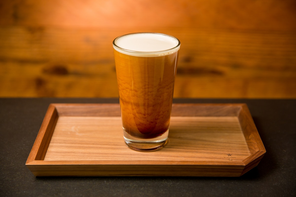 This Vanilla Sweet Cream Nitro Cold Brew is one of the strongest Starbucks vanilla drinks that will give you a boost.