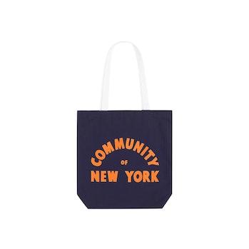 Only NY Community of NY Tote Bag