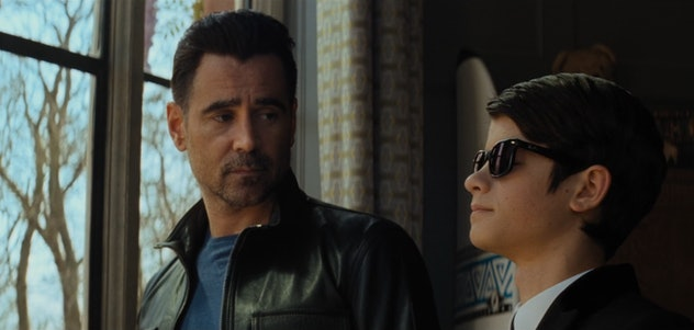 'Artemis Fowl' is a science fiction fantasy film starring Colin Farrell.