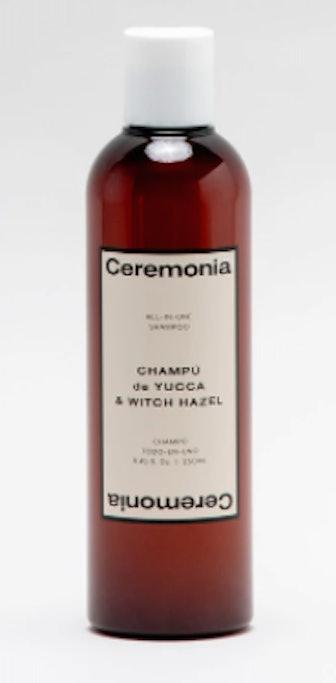 Champú de Yucca & Witch Hazel All-In-One Shampoo