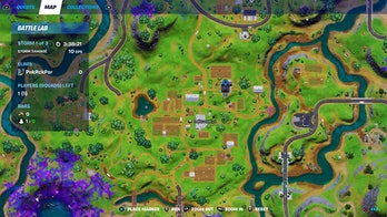fortnite collect io weapons location