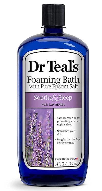 Dr Teal's Foaming Bath with Pure Epsom Salt & Lavender