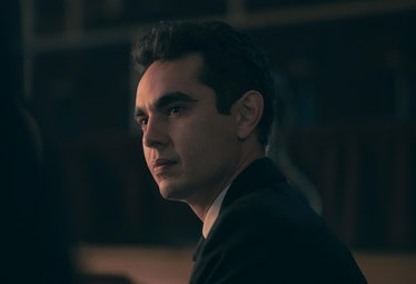 Max Minghella as the married Commander Nick Blaine in 'The Handmaid's Tale'