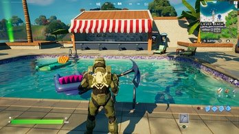 fortnite rubber duck location 3 gameplay