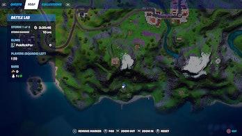 bunker jonesy conspiracy board map