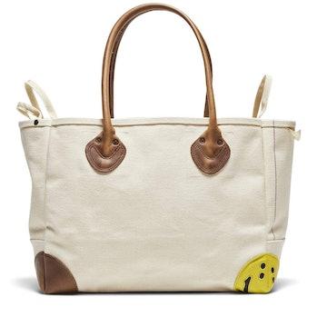 Kapital #4 Canvas Rain Milk Bag