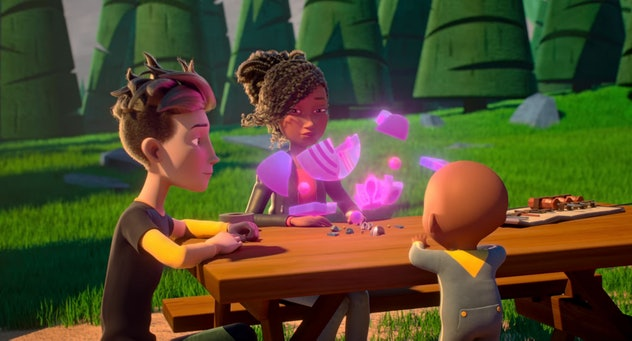 'Fe@rless' is an animated movie released on Netflix in 2020.
