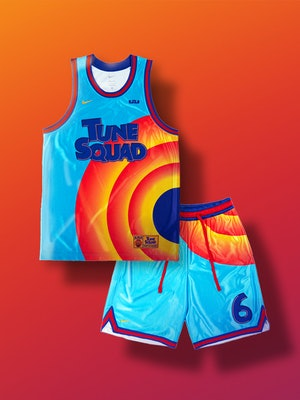 Nike Space Jam: A New Legacy collection sneakers shoes jerseys