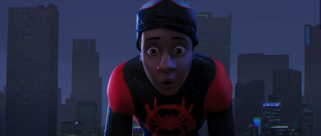 'Spider-Man: Into the Spider-Verse' won the Academy Award for Best Animated Feature