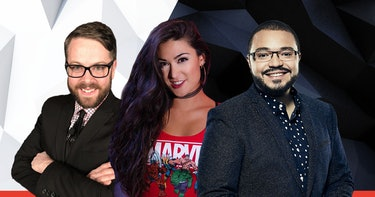 Greg Miller and more E3 hosts