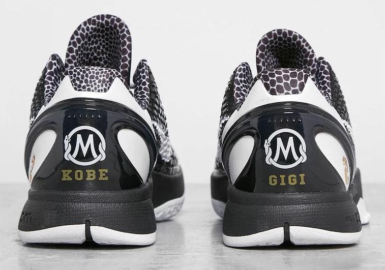 Nike Kobe 6 'Mambacita' sneaker