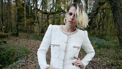 Kristen Stewart stars in Chanel's Métiers d'art 2021 campaign.