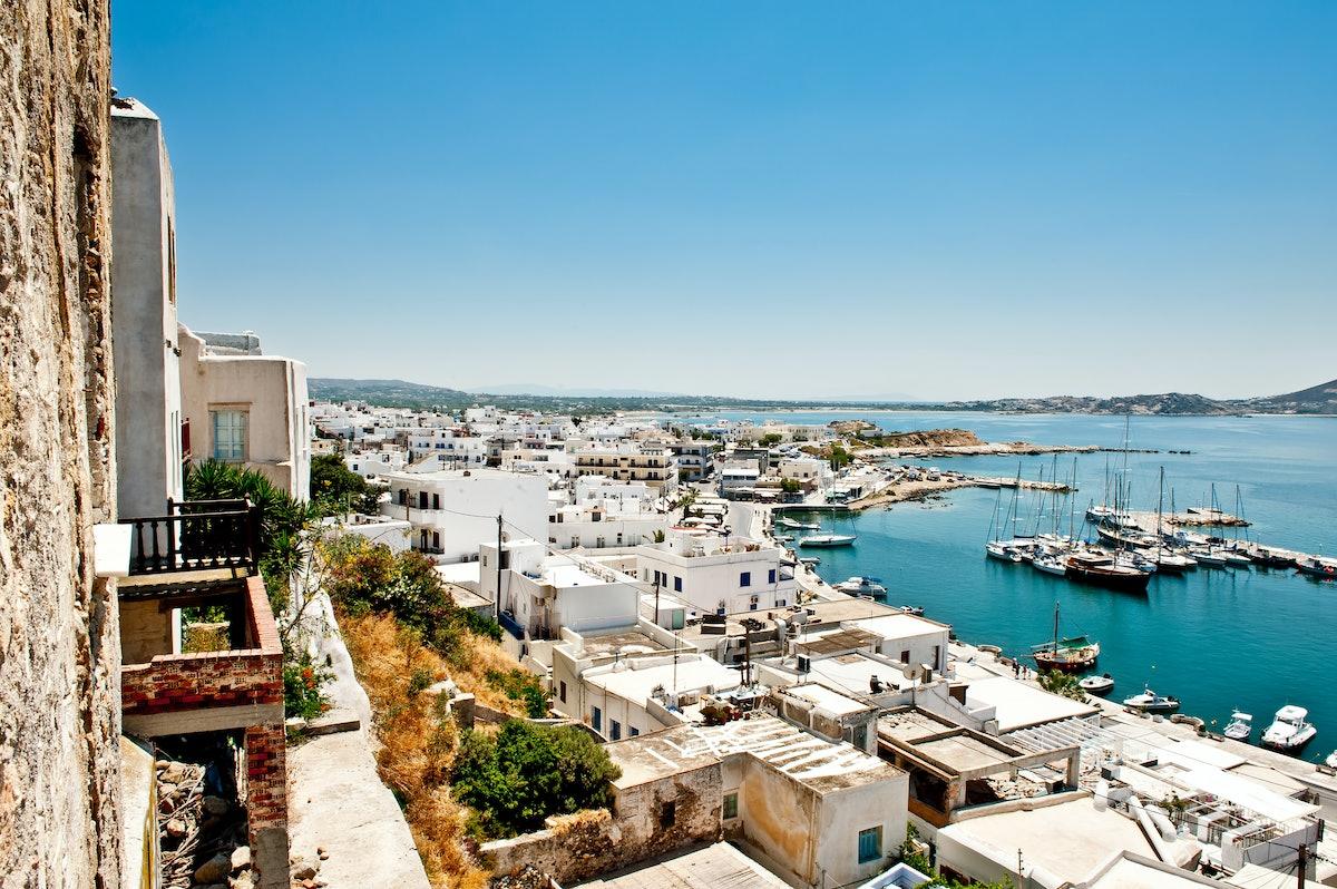 Naxos in Greece makes a great under-the-radar travel destination.