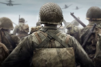 call of duty wwii dday