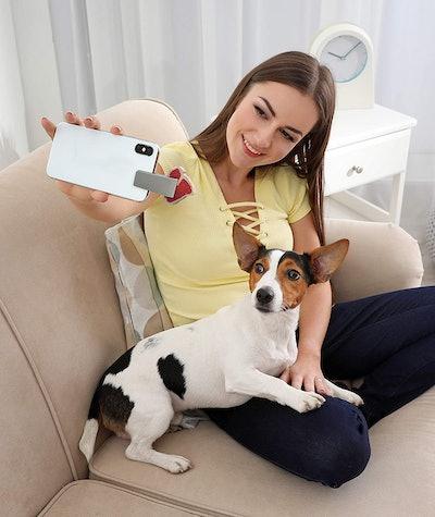 Genuine Fred Woofie Pet Selfie Tool