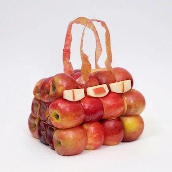 Ben Denzer apple Hermès Birkin bag