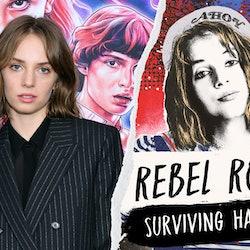 Maya Hawke's 'Stranger Things' character Robin is the star of the new 'Rebel Robin: Surviving Hawkin...