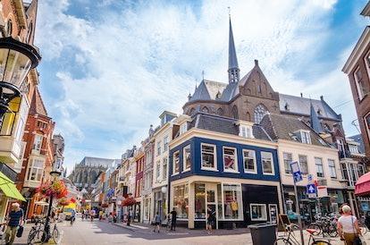 Utrecht in the Netherlands makes a great under-the-radar travel destination.