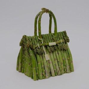 Ben Denzer vegetable Hermès Birkin bag