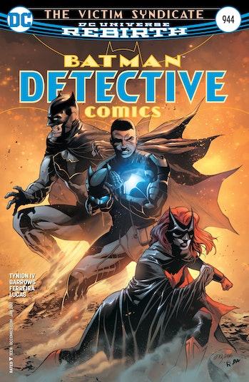 Batwing Detective Comics Batwoman
