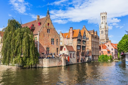 Bruges in Belgium is a great under-the-radar travel destination.