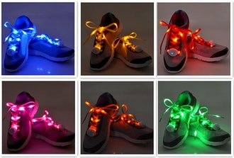 Jofan Nylon LED Light Up Shoelaces