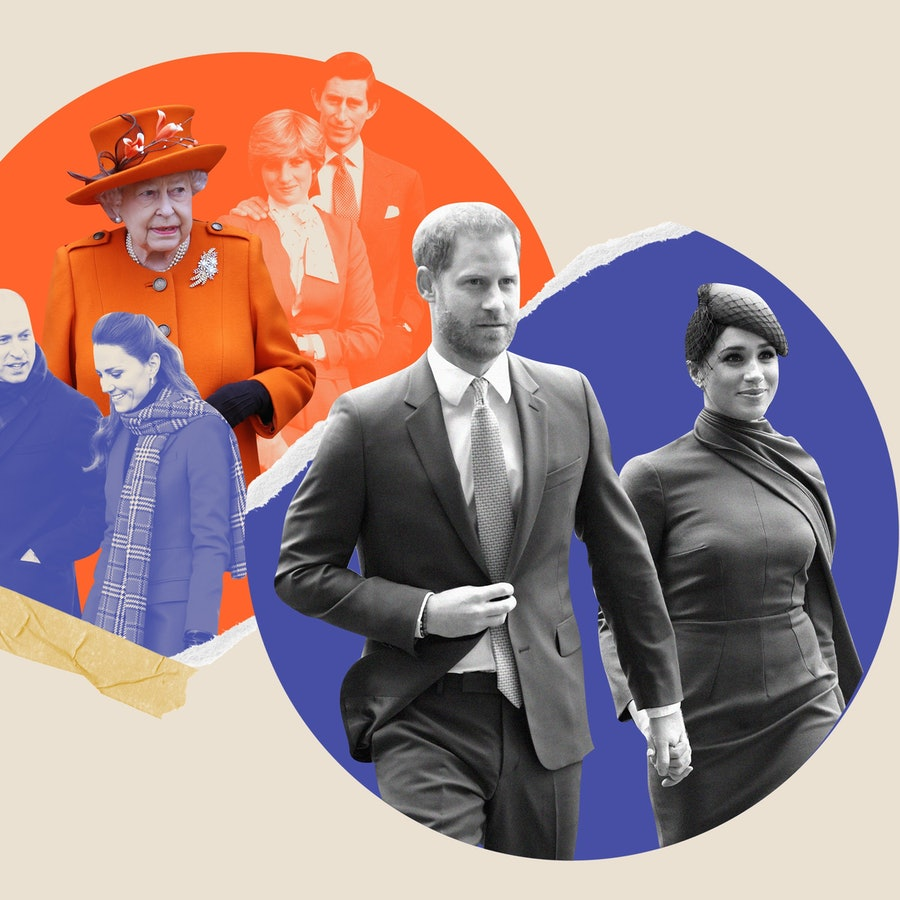 The royal family isn't a cult, but it also isn't not a cult.
