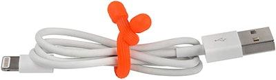 Nite Ize Reusable Twist Ties (4-Pack)