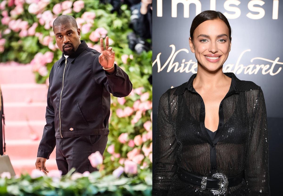 Is Kanye West Dating Irina Shayk