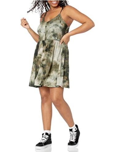 Wild Meadow Spaghetti Strap Dress