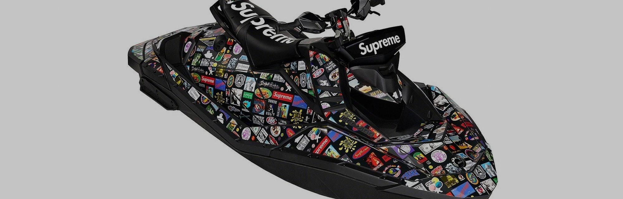 Supreme Sea-Doo Spark Trixx