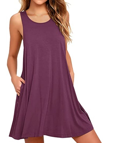 WEACZZY T-Shirt Dress