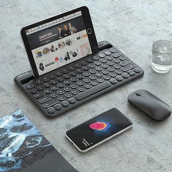 Jelly Comb Wireless Multi-Device Bluetooth Keyboard