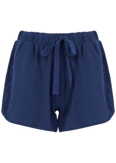 For Summer 2021, swap your go-to sweatpants for these comfortable Blair Boardwalk pajama shorts by E...