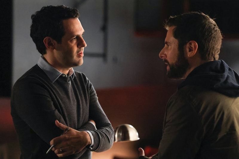 Peter and Gary on A Million Little Things via the ABC press site