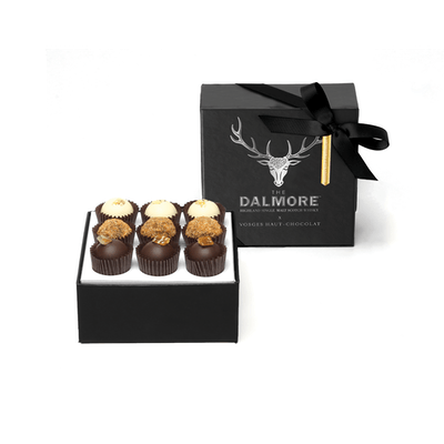 The Dalmore™ Scotch Infused Chocolate Collection