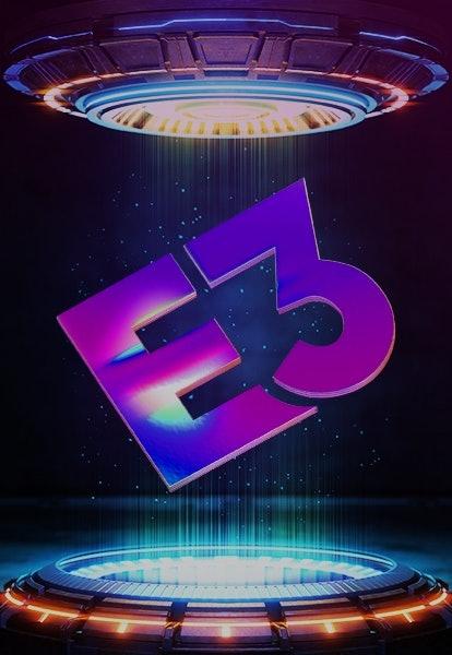 e3 2021 event schedule web logo