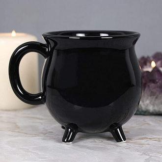 Summit Collection Ceramic Cauldron Mug