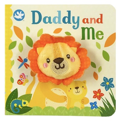 Daddy and Me Finger Puppet Book