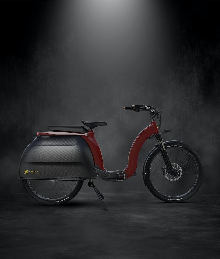 Civilized Cycles Model 1 e-bike