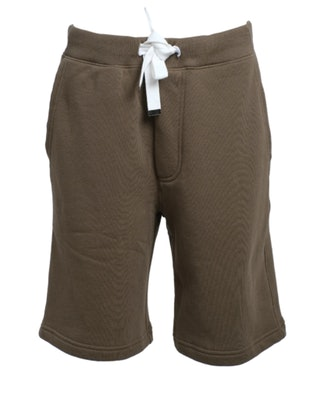 Tibi Sweatshirt Bermuda Shorts