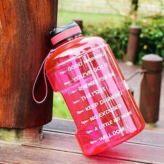 BuildLife Gallon Motivational Water Bottle