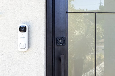 2K QHD Wi-Fi Video Doorbell with Person Detection