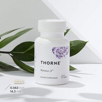 Thorne Research Melatonin Supplement