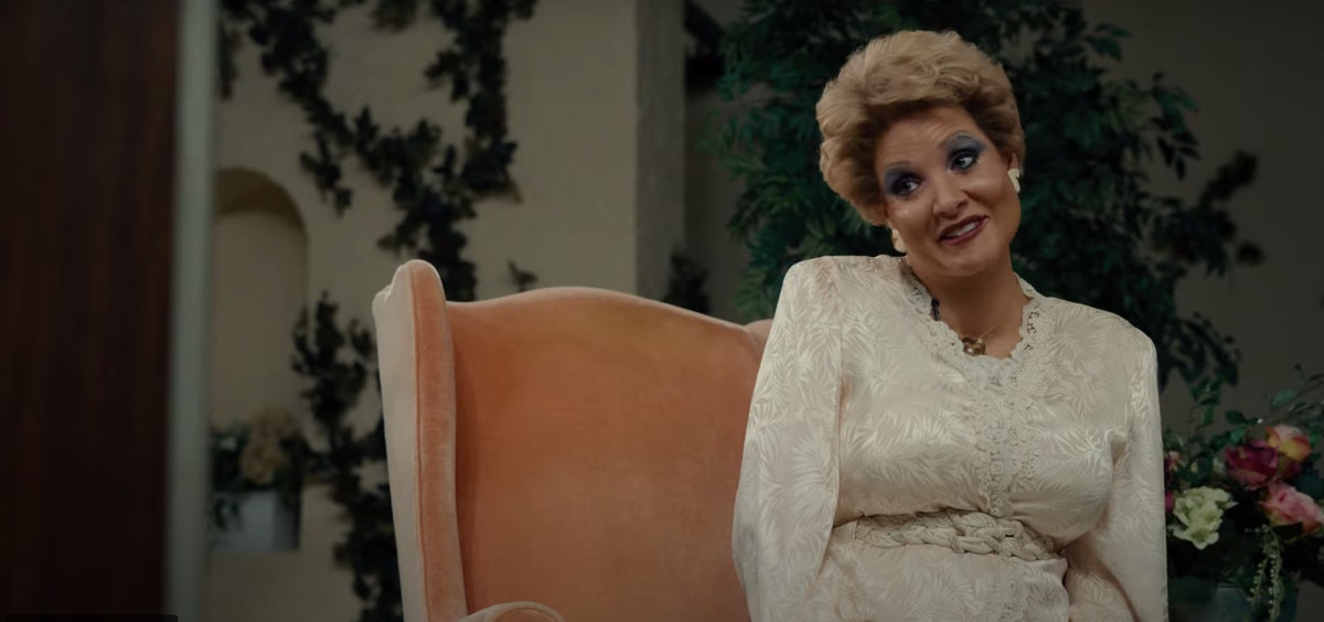 Jessica Chastain in The Eyes of Tammy Faye Trailer