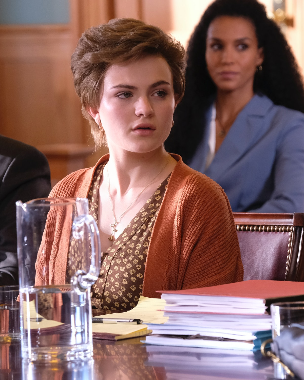 CHIARA AURELIA as Jeanette in Freeform's 'Cruel Summer'