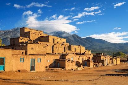 Taos, New Mexico makes a great under-the-radar travel destination.