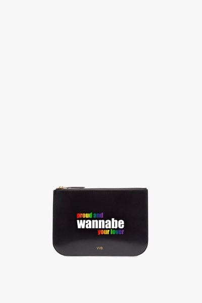 Pride Wannabe Pouch in Black