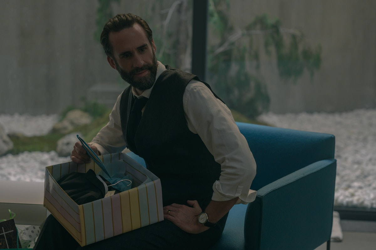 Joseph Fiennes as Commander Fred Waterford in 'The Handmaid's Tale'
